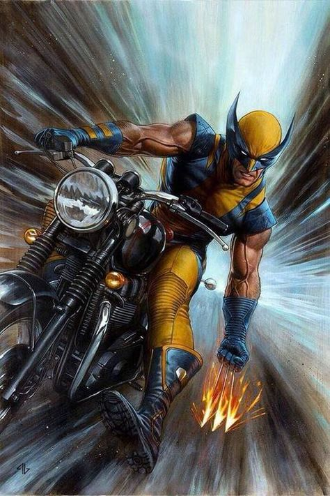Return Of Wolverine Cover C Incentive Adi Granov Variant Cover Marvel Comics Superheroes, Hq Marvel, Marvel Comic Universe, Marvel Heroes, Dc Comics Heroes, Wolverine Art, Logan Wolverine, Deadpool Wolverine, X Men