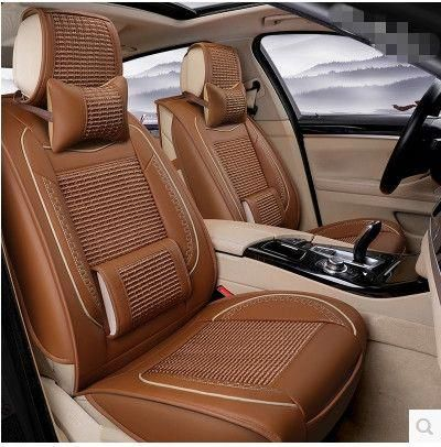 High Quality Four Seasons Car Seat Covers For Mercedes Benz A200 A220 A250 W169 2012 2004 Breathable Seat Covers F Car Seats Carseat Cover Volkswagen Touareg