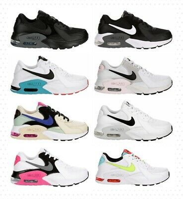 Nike Air Max Excee Womens Shoes Sneakers Running Cross Training ...