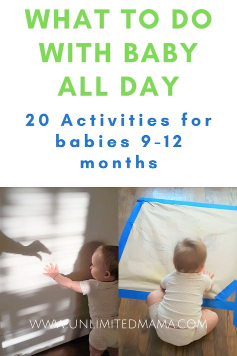 10 Month Old Baby Activities, Baby Learning Activities, Rainy Day Activities, Sensory Activities, Infant Activities, 11 Month Old Baby, 9 Month Olds, Diy Toys For 10 Month Old, 9 Month Baby Toys