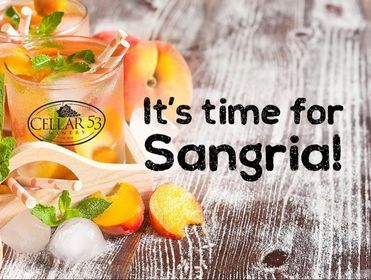 It/'s Sangria Time!