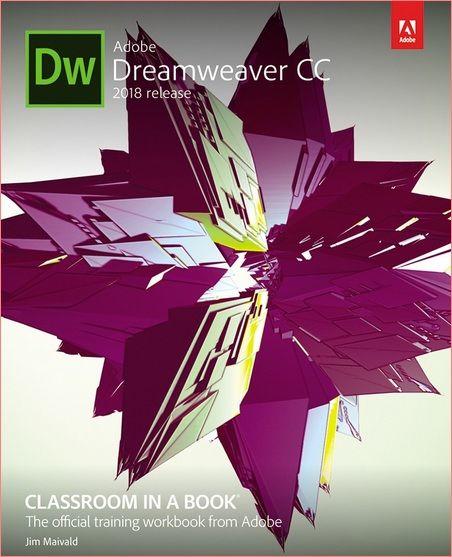 Adobe Dreamweaver Cc Classroom In A Book 2018 Release Adobe Dreamweaver Dreamweaver Cc Books 2018