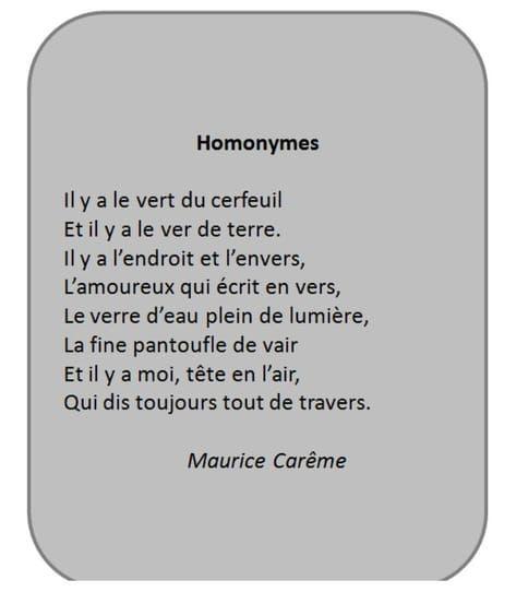 Maurice Carême Poésie En Image Recherche Google Poeme Et