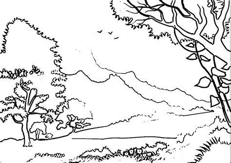 Garden Path And River Coloring Page At Duckduckgo Forest Coloring Pages Enchanted Forest Coloring Book Forest Coloring Book