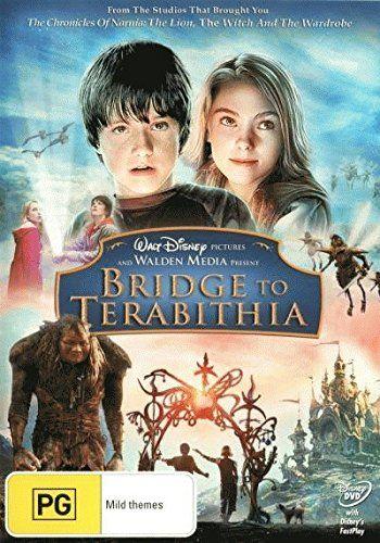 10 Magical Movies Like Harry Potter Bridge To Terabithia Fantasy Movies Family Movies