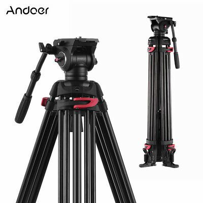 Details About 180cm Professional 360 Panoramic Camera Tripod
