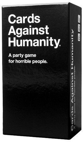 Cards Against Humanity Christmas 2019 Cards Against Humanity quickly has become our go to party game