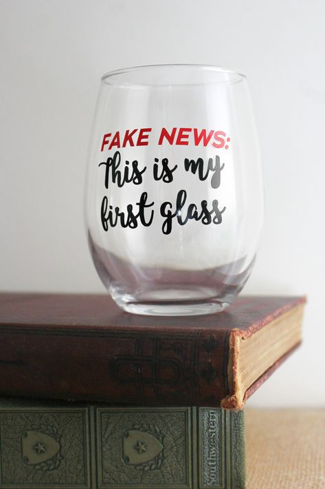 Wine Glass Sayings, Wine Glass Crafts, Wine Quotes, Wine Glass Decals, Diy Wine Glasses, Painted Wine Glasses, Sharpie Wine Glasses, Vinyl Glasses, Custom Wine Glasses