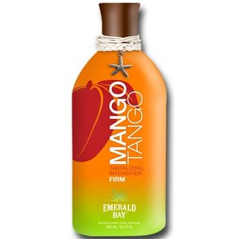 New Mango Tango Tanning Lotion -  Color Me Grand nectarous firming lotion. This decadently dark intensifier feeds your skin tanloving nutrients with Agave Nectar while active firmers leave your body toned and smooth.