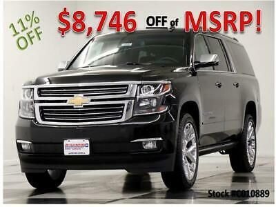 Ebay Advertisement 2020 Chevrolet Suburban Msrp 77545 4x4 Premier