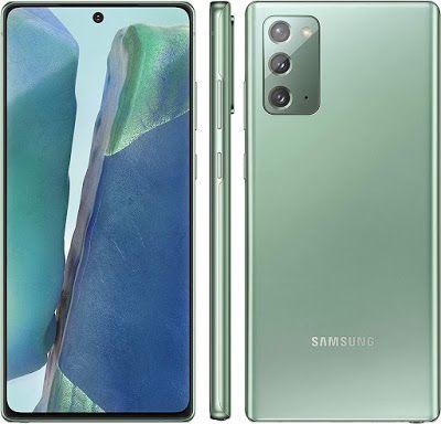 موبايل Samsung Galaxy Note 20 بسعر 16499 جنيه على نون مصر Samsung Galaxy Samsung Galaxy Phone