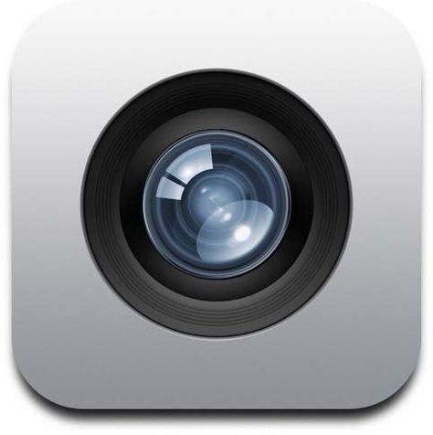 """카메라버튼을 누르면 왼쪽에 촬영한 사진목록버튼과 중앙에 붉은 점이 있는 촬영(동영상일시에 녹화)버튼, 오른쪽에 사진,동영상 선택버튼이 있음. 왼쪽버튼을 눌러 카메라롤로 이동하면 지금까지 찍은 사진들이 모두 보임. 이동은 손가락으로. 화면을 탭하면 오른쪽 상단에""""(사진)편집""""버튼, 하단에 왼쪽부터 순서대로 촬영, 공유, 재생(사진은 슬라디으쇼, 동영상은 재생), 휴지통버튼이 있음. +오른쪽 상단 편집버튼을 눌러 사진아래를 보면 왼쪽부터 사진방향전환, 자동고화질, 적목현상제거, 사진자르기버튼이 있음. +왼쪽 하단 공유버튼을 누르면 사진이메일, 메시지, 연락처에 지정, 배경화면으로 사용, 트윗, 프린트 선택탭이 나옴. 택 1하여 보냄."""