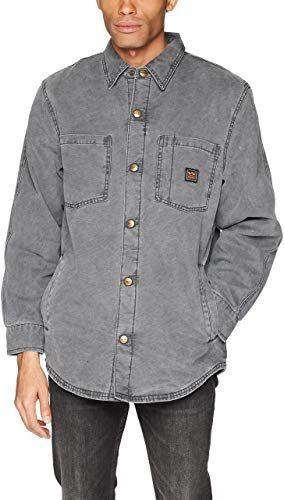 Amazing Offer On Walls Men S Bandera Vintage Duck Shirt Jacket