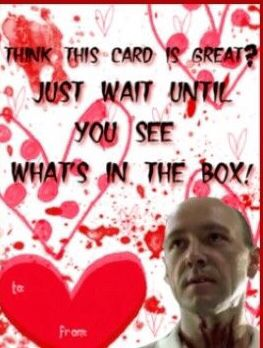 Pin By Stephanie Mccormick On Memes Holiday Humor Funny Valentine Horror Fanatic
