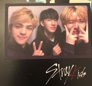 a stray kids debut album i am not lee know changbin woojin