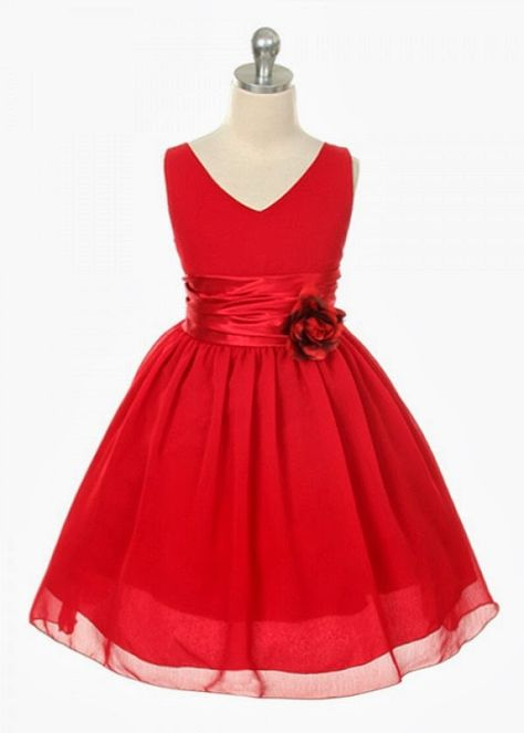 Vestidos Niña De Las Flores Color Coral Vestidos Para