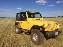 Jeep Wrangler Sport Limited Edition With Images Jeep Jeep