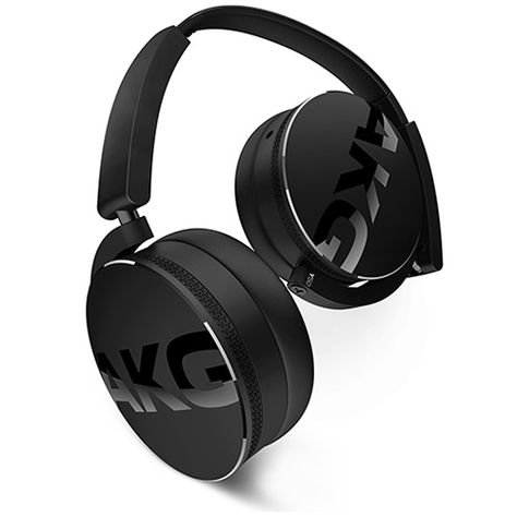 The AKG Y50 is a pair of on-ear headphones with in-line remote and microphone and a closed back design that helps block out external noise. Read the full AKG Y50 review. #akgy50 #akg #headphones #earphones