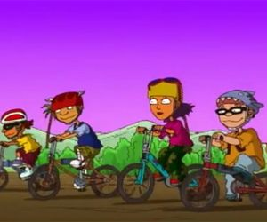 Rocket Power Rocketpower Bike Skate Skateboarding Friends Tv Show 90s Kids Grunge Style Otto Twis Rocket Power Nickelodeon Cartoons 90s Tv Shows