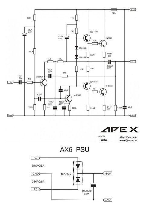 100w hifi power amplifier circuit with sanken in 2019 hubby
