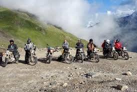 Spiti Valley Bike Trip Package Bike Trips Spiti Valley Trip
