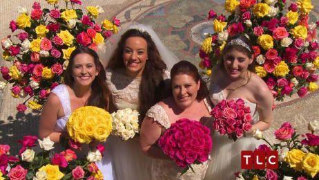 Four Weddings Watch Full Episodes More Tlc Wedding Watch Winery Weddings Vineyard Wedding