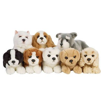 Living Nature 1of12 Assorted Puppy Dog 23cm Plush Stuffed Soft Cuddly Animal Toy For Sale Online Ebay Puppy Soft Toy Plush Dog Plush Dog Toys