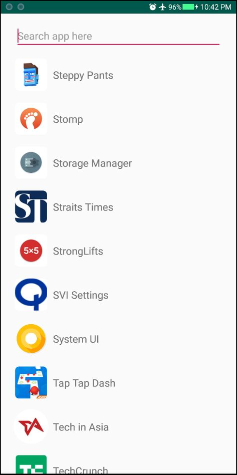 Android Privacy Issue App Can Know All Of Your Installed Apps In
