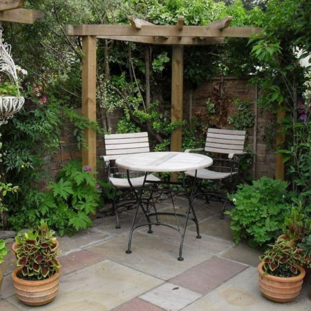 15  Amazing Rustic Backyard Gardens Ideas For Simple And Low ...