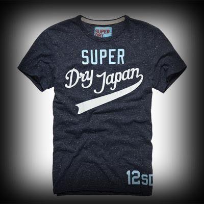 スーパー ドライ t シャツ