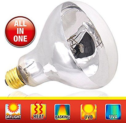 Amazon Com Uva Uvb Mercury Vapor Bulb 100w Sun Simulating Bulb High Intensity Uva Uvb Light Heat Bulb For Reptile Bulb Reptiles And Amphibians Pet Supplies