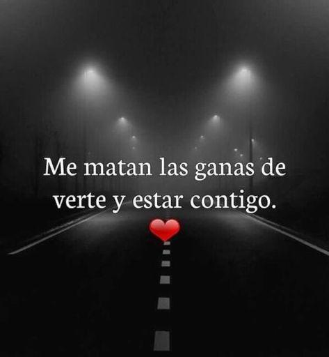 Spanish quotes amor, Love phrases, Love messages, Quotes en espanol, Life quotes, Good night quotes - Para decirte que te quiero - #Spanishquotes #amor