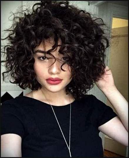 Trendy Frisuren Frauen Locken In 2019 Short Curly Hair