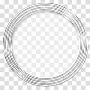 Round Gray Frame Circle Frame Round Frame Transparent Background Png Clipart Circle Frames Gold Frame Yellow Framed Art