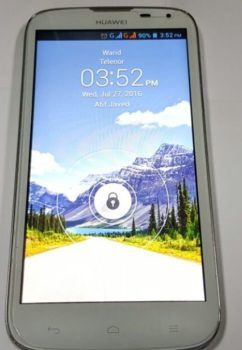 Aoa, I want to Sale my Huawei G610-U20, in white Color, in