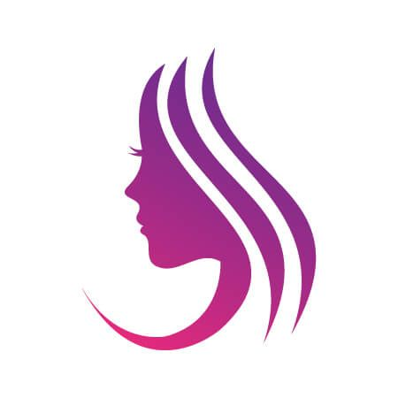 a7ac27334 Cosmetics   Beauty Logo Design Templates. Free Fashion Logo