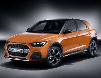 Audi A1 Citycarver Edition One Worldwide 2019 Audi A1 Audi