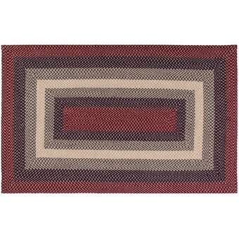 Hillsby Blue Orange Area Rug In 2020 Area Rugs Rugs Rug Size