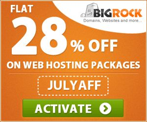 offers on Hosting