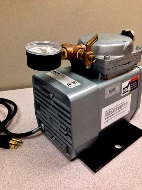 Gast Doa V722 Aa Vacuum Pump Vacuum Pump Electrical Supplies Vacuums