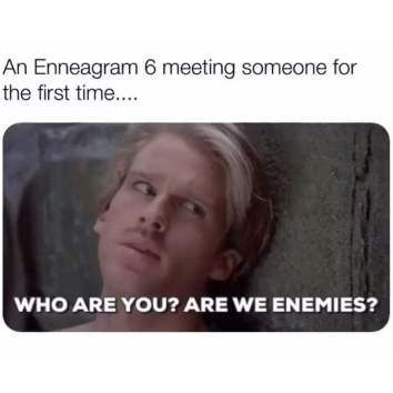 Best Enneagram Memes And Images For Types 1 9 Type 6 Enneagram Enneagram Type 5 Enneagram
