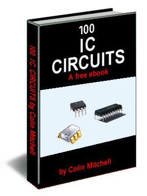 كتاب +100 دائرة الكترونية [pdf]   Electronic   Electronics