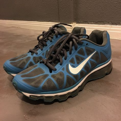 Nike Shoes | Nike Air Max | Color: Blue | Size: 8 | Nike