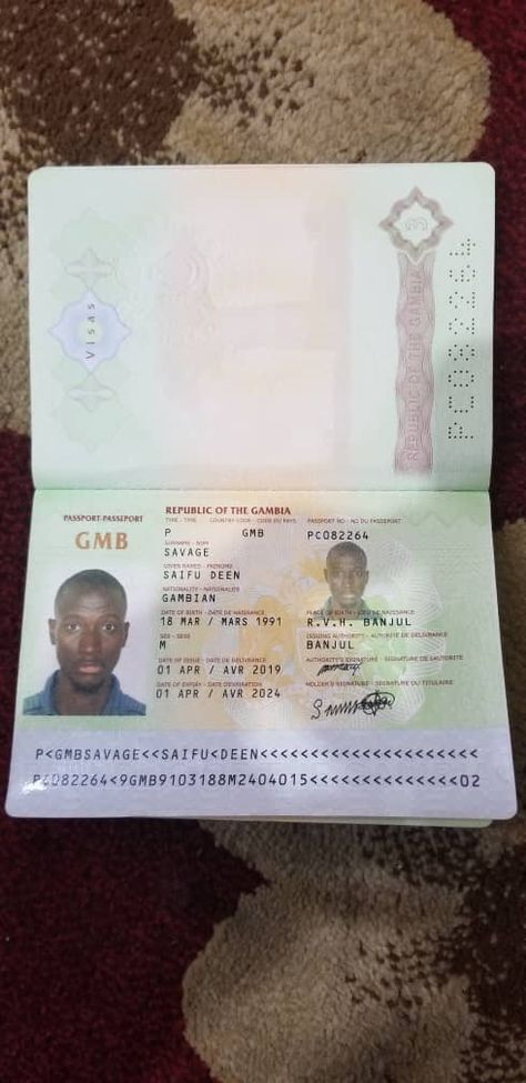 Buy Fake And Real Passports Online From Fast Documents We Process Real Registered Documents And Also Novel Passport Online Passport Birth Certificate Template