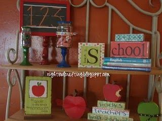 back to school decor- the cutest ideas