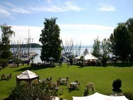 Empfang | Yachthotel Chiemsee, Hotel, Bayern, Chiemsee, Chiemgau, Prien, Hochzeit, Aperitif, Heiraten, Trauung: Yachthotel