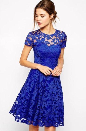 Μπλε φορέματα γάμου 35 Μοναδικά φορέματα για γάμο που πρέπει να δεις!  da20336e55b