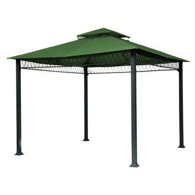 Garden Winds Havenbury Gazebo Replacement Canopy Color Green