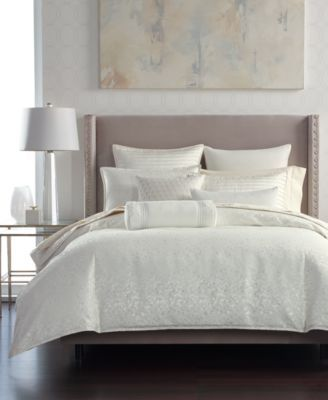 Hotel Collection Plume Bedding Collection Created For Macy S Luxury Bedding Sets Hotel Collection Luxury Bedding