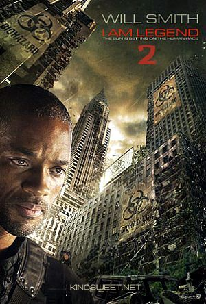 Фильм Я  легенда 2  I Am Legend 2 2017  вся